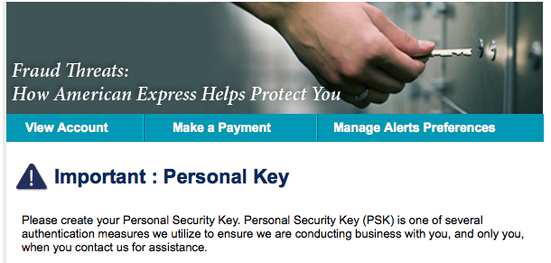 American Express email scams are back