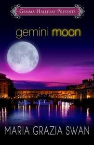 Gemini Moon by Maria Grazia Swan