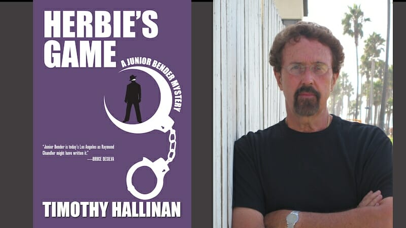 Behind the story of Herbie's Game with Timothy Hallinan