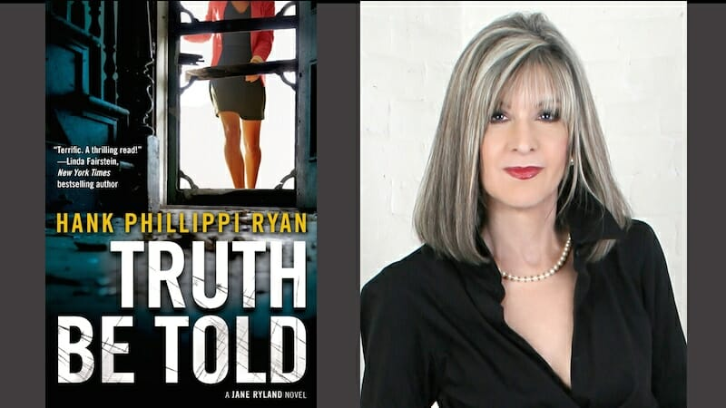 Hank Phillippi Ryan on writing fiction vs fact