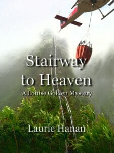 Firefighters discover a badly charred body on a steep mountain ridge in Hawaii's backcountry wearing swim fins and a diving mask. Louise Golden resolves to solve the mystery.