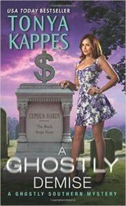 Tonya Kappes - A Ghostly Demise