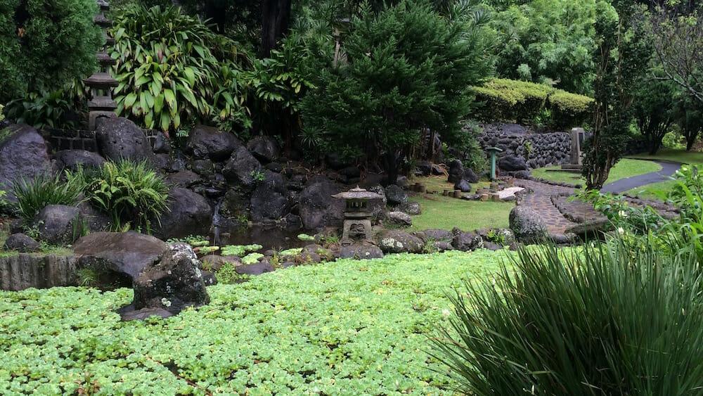 Pathways at Heritage Park near Iao Valley 1000x563