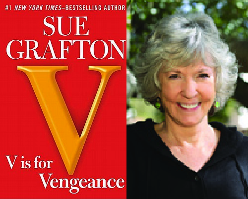 Interview with Sue Grafton