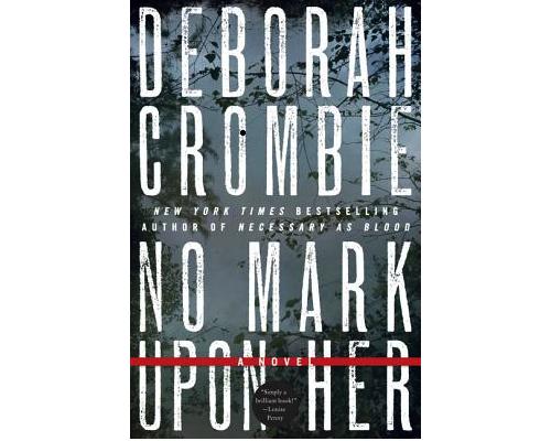 Deborah Crombie likes all things British