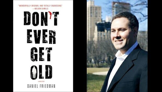 Interview with Edgar Finalist Dan Friedman