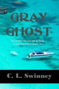 Gray Ghost Front Cover
