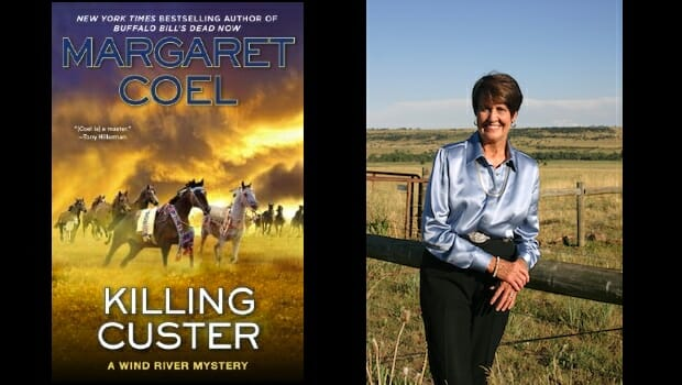 Margaret Coel delivers with Killing Custer
