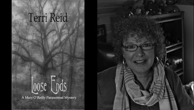 A writer's journey with Terri Reid