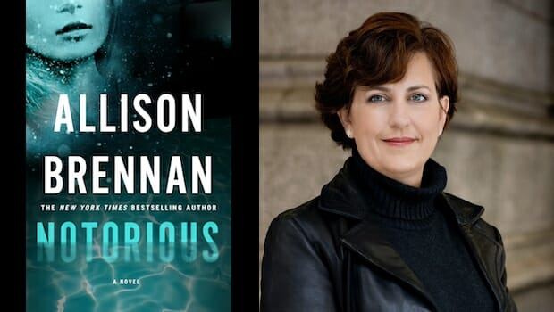 Behind the story with NYT bestseller Allison Brennan