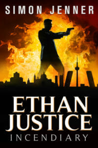 Ethan Justice Incendiary by Simon Jenner