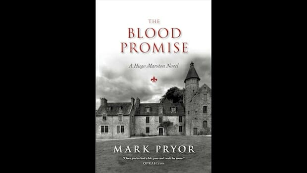Review of The Blood Promise by Mark Pryor