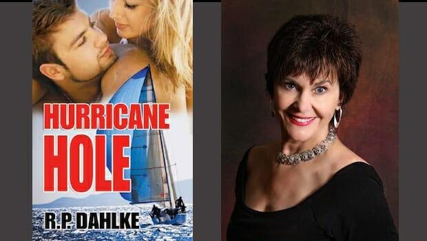 RP Dahlke: mystery author, tireless promoter