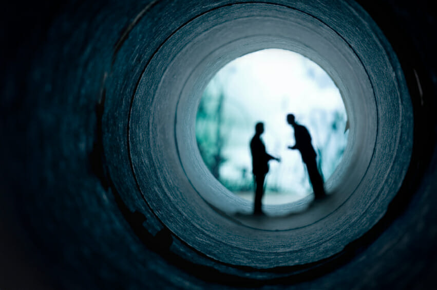 Dangerous liaisons—a true story