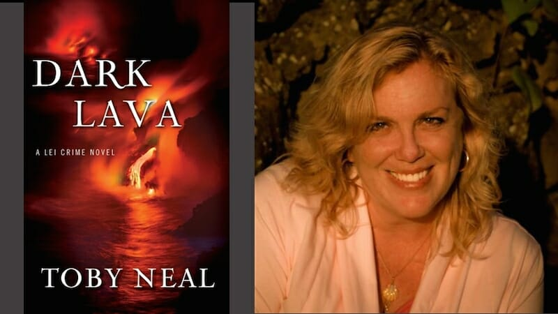 Behind the story of Dark Lava with Toby Neal