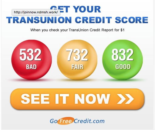 The Experian, Equifax, and TransUnion email scam