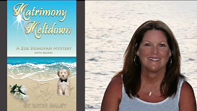 Kathi Daley — writing mysteries in record time