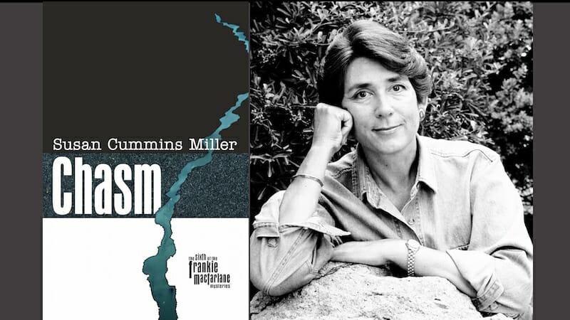 Susan Cummins Miller — whitewater rafting and Chasm