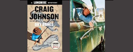 Craig Johnson on the latest Walt Longmire mystery