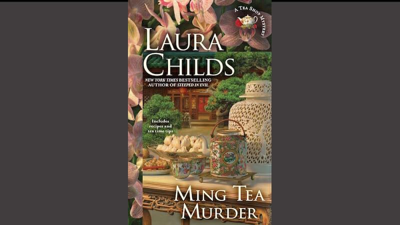 Fans of Tea Shop Mysteries will love Ming Tea Murder