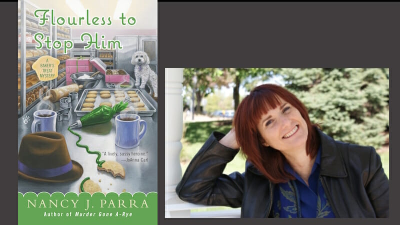 About the Baker's Treat Mystery series with Nancy Parra