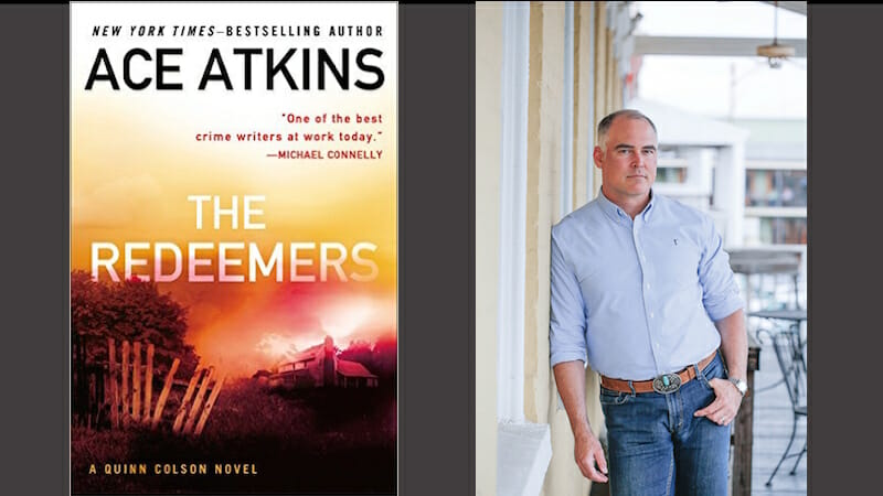 Ace Atkins — behind the story of The Redeemers