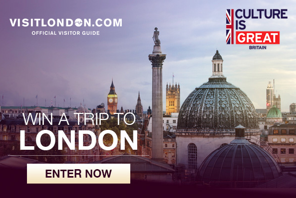 Visit London contest email is a scam