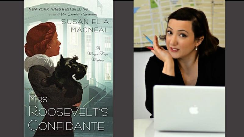 Meet Maggie Hope mystery author Susan Elia MacNeal