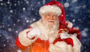 Santa Claus Image by Nashville Photographer, Dieter Spears, Owner of Inhaus Creative.- santa letter email
