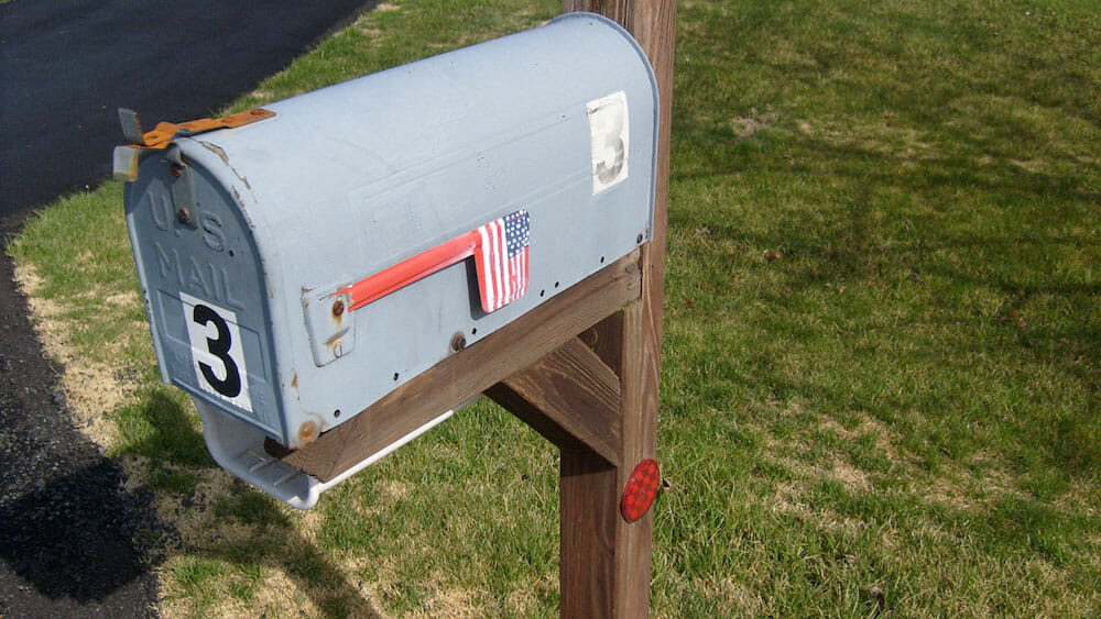 Mailbox skimmers make the rounds