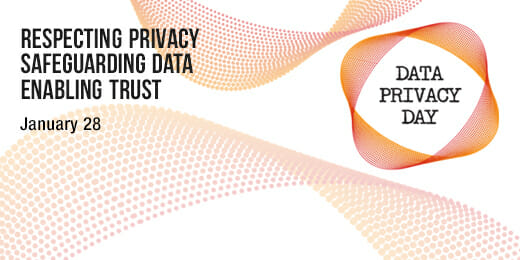 Data Privacy Day — a day to stop, think, connect
