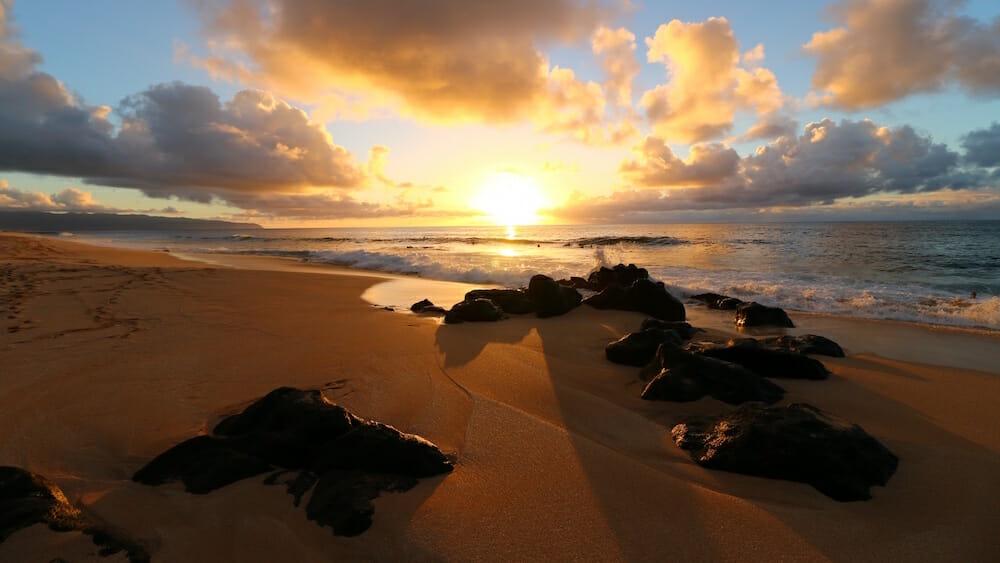 Friday Fotos – enjoy a beautiful Oahu sunset
