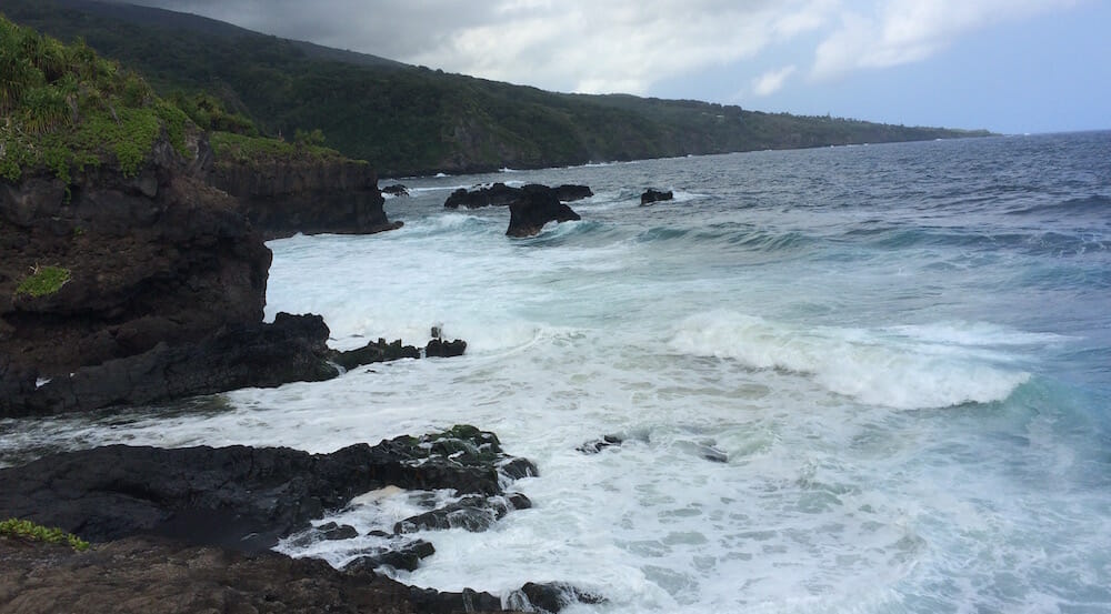 Oheo Gulch - Road to Hana - April 2015 - Kuloa Point