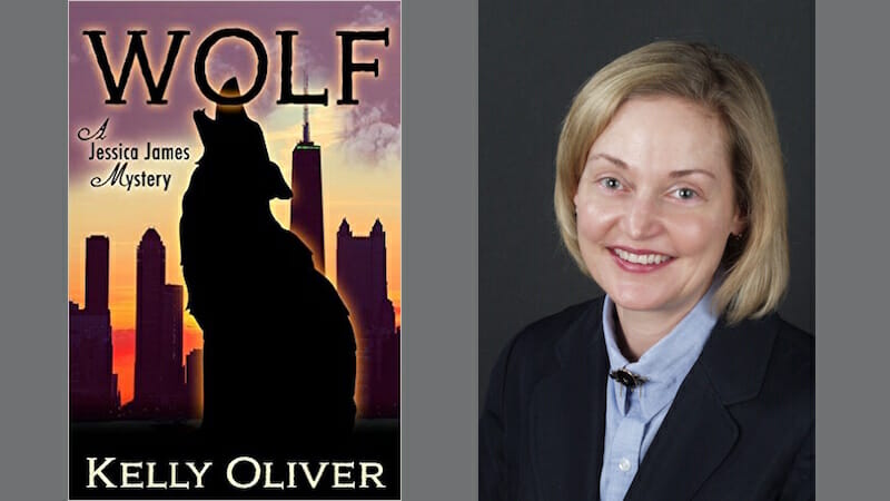 Kelly Oliver is versatile — a fiction and nonfiction writer