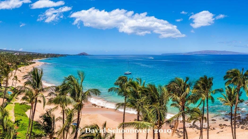 Friday Fotos – Keawakapu Beach on Maui