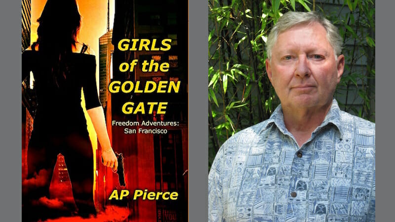 Behind the story of Girls of the Golden Gate with AP Pierce