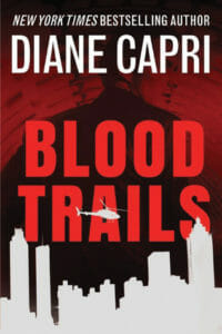 Blood Trails cover - Diane Capri