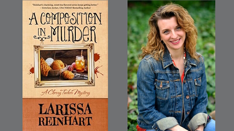 Behind the story of A Composition in Murder by Larissa Reinhart