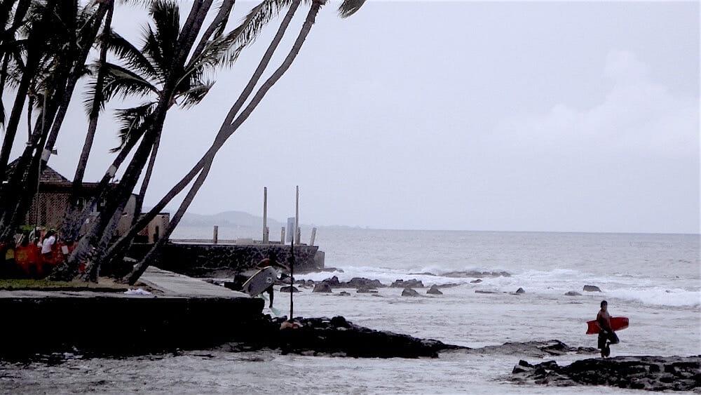 Kona Big Island Surf