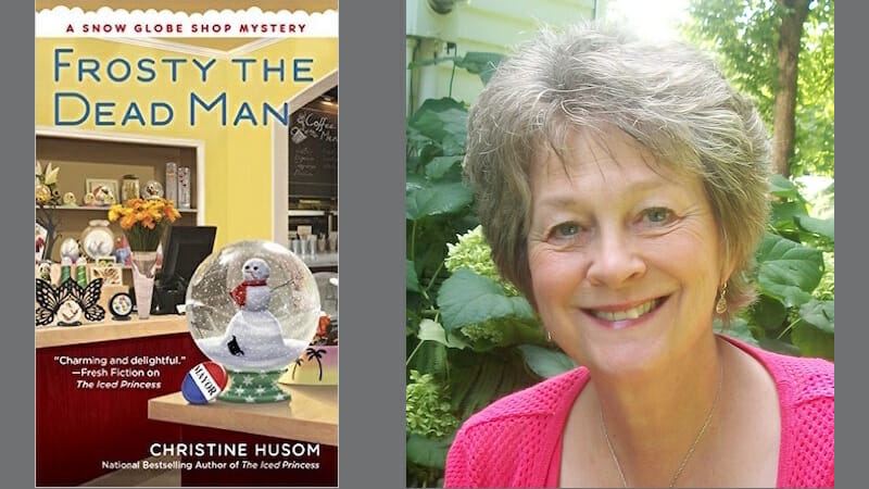 Behind the story of Frosty the Dead Man with Christine Husom