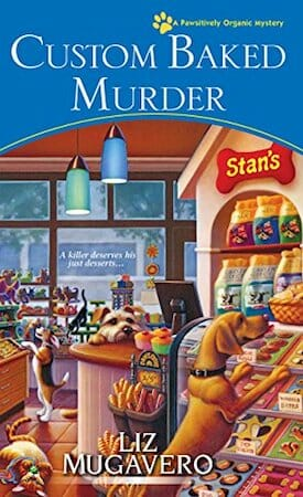 Review of Custom Baked Murder by Liz Mugavero