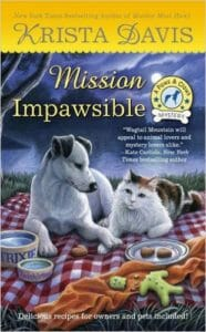 Mission Impawsible by Krista Davis