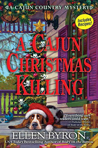 Review of A Cajun Christmas Killing by Ellen Byron