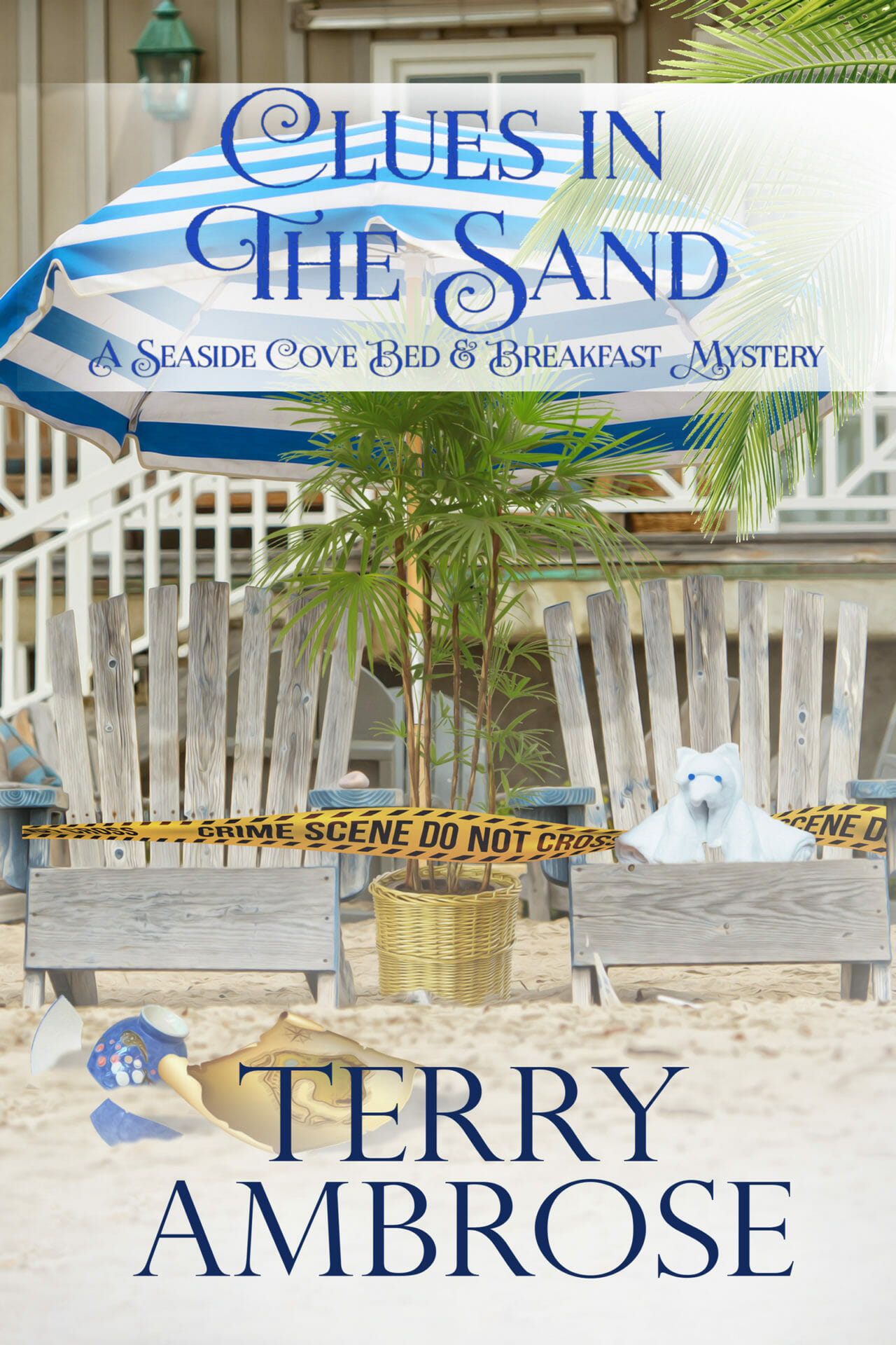 Clues in the Sand - A Seaside Cove Bed & Breakfast Mystery
