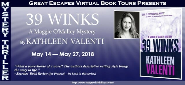 39 Winks by Kathleen Valenti