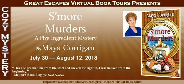 Spotlight on S'More Murders by Maya Corrigan