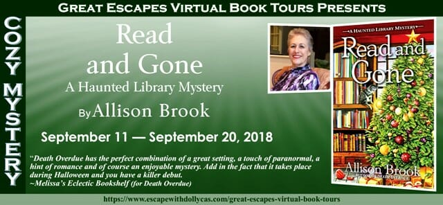 Behind the story of Read and Gone by Allison Brook