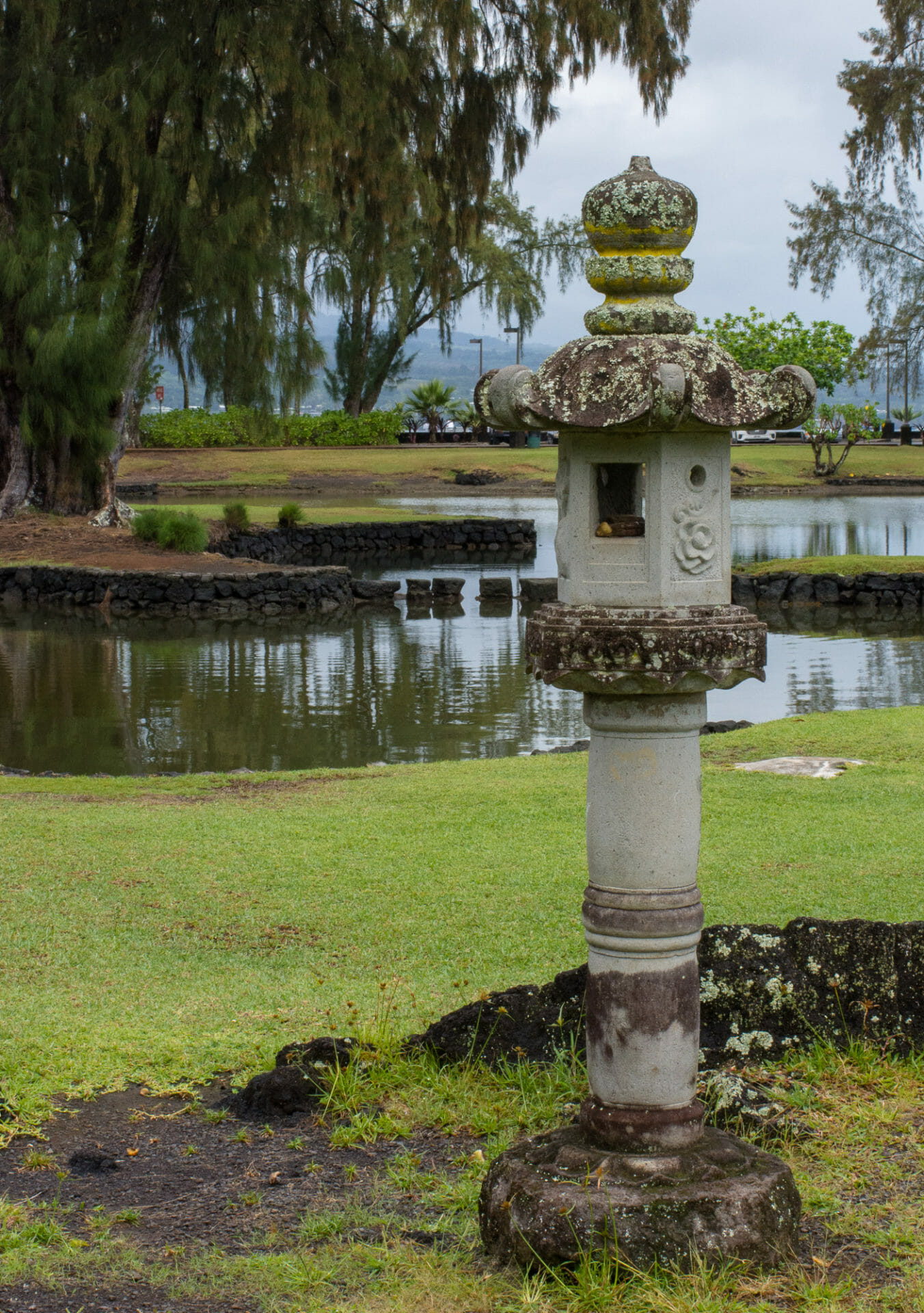 Friday Fotos – Liliuokalani Gardens statuary
