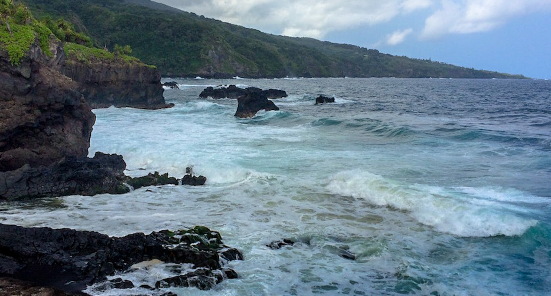 Oheo Gulch - Road to Hana - April 2015