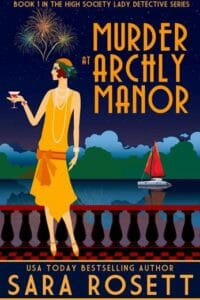 Sara Rosett - Murder at Archly Manor